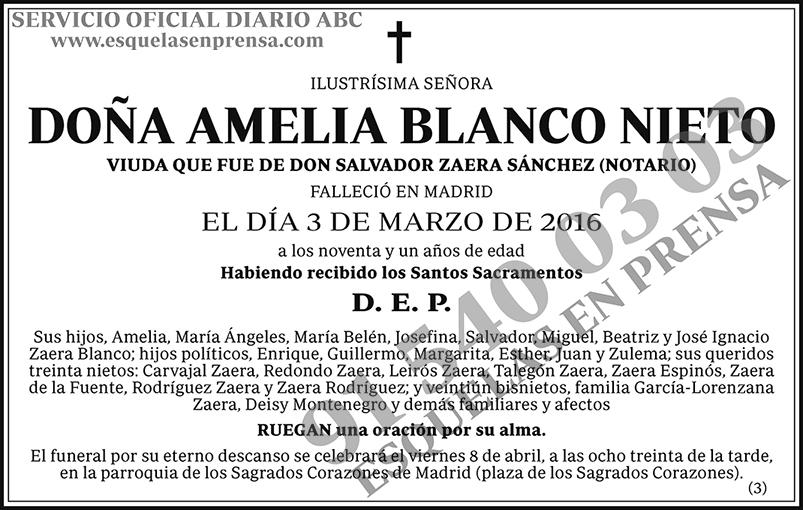 Amelia Blanco Nieto